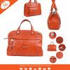 LLB-2014004 leather lady bag lady trolley bag lady china bag