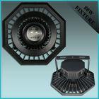 80W black powder coated aluminum LED tunnel lights