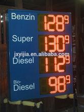 LED Gas Price Digital Sign