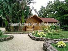 Residential Living Prefab Wooden Villas