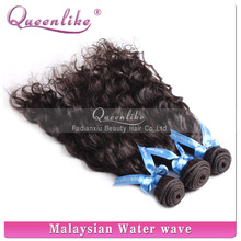 No shed or tangle factory price Malaysian hair thick