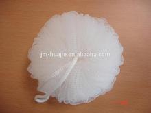 white body polish mesh bath sponges for promotion