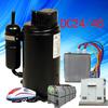 Portable 48v compressor telecom Battery cooling for telecom general electric compressor