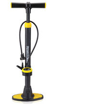 Bicycle Floor Pump with Gauge