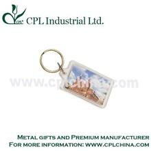 blank keychain,plain keyring,acrylic keyholder
