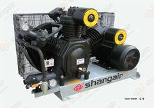 Shangair 09WM series 11KW 30KG Air Compressor Copeland compressor portable air conditioner for c...