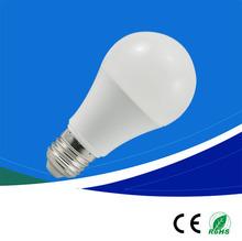 Hotsale! high luminance 3 year warranty 7w e27 led bulb housing led bulb