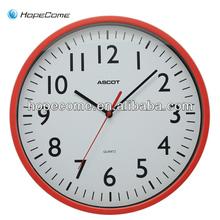 (HC2312) ajanta wall clock prices flip clock usb fan with led clock