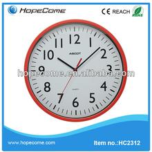 (HC2312) ajanta wall clock prices flip clock car digital clock