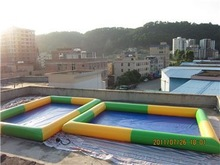 Water walking balls pool/inflatable pools sale to Canada S8002