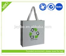 customized non woven felt reusable tote shopping bag