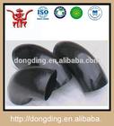 asme b16.28 carbon steel pipe fittings long radius 90 degree pipe elbow dimensions
