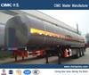 CIMC ISO CCC Certification and Steel Material bitumen tanker trailer