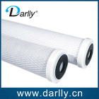 Chlorine reduction 5 micron activated carbon block filter