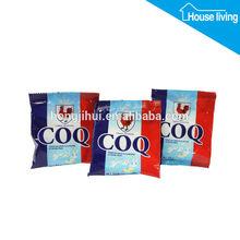 35g COQ stock washing powder with flower flavor