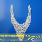 YJC13500 top quality of embroidered collar lace