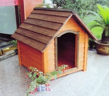 wholesale wooden dog house outdoor