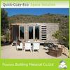 Modern Designed Waterproof Wooden Houses Prefabricated Living