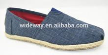 men long canvas shoes