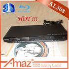 2014 New Design hot sales 3D bluray portable dvd player
