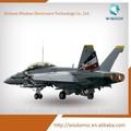De calidad superior 1:1 modelo f/a-18 hornet modelo de avión