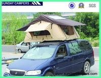 Offroad camper trekking tent,roof top tent