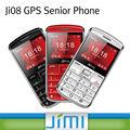 jimi gsm de telefonía móvil realsos botón de emergencia de la familia gps de seguimiento de software ji08