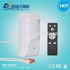 Remote Control OSD Menu PIR motion detector CCTV Security Pinhole Camera