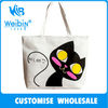 canvas durable shopping bag, Fashion Handbag, Lady Bag