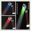 慈渓c-158-1ledqianyao温度制御された色の変化セラミックボールのシャワーヘッド