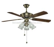 ceiling mounted fan with light, ceiling fan lamp