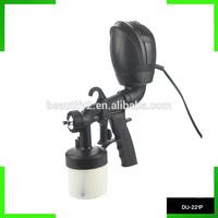 HVLP hose-less DU-221P beauty salon spray tanning equipment