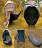 Camouflage Pop up Deer Ground Hunting Chair/Blind Tentage