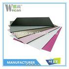 exterior PVDF china manufacturer aluminium composite panel/price of acp acm wall decoration materials