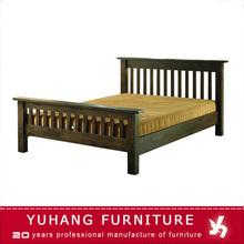wooden furniture home bedroom furniture pine bed frame