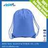 2014 Alibaba china cotton blank drawstring bag with printing