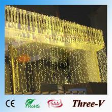 AC110V Green christmas outdoor lighting christmas led