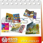 musical instrument learning book with sound