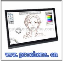 "22"" electronic Signature Pad /erasable drawing pad"