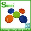 Popular custom 9 ultimate plastic promotion nylon ring frisbee for animals