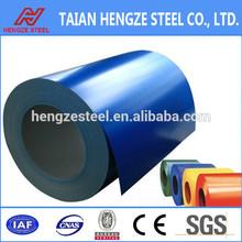 EN Standard PPGI,RAL color code,prepaint steel