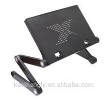 Best folding laptop desk casters with radiator fans