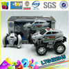 2 FUNCTION R/C BIGFOOT POLICE CAR,Police Car TOYS