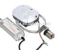 Dlc ul led de alta bahía luz retrofit kits/led iluminación estacionamiento retrofit/caja de zapatos led retrofit kits
