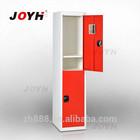 high gloss steel strong standard size orange color office furniture godrej laminate designs 2 door cupboard