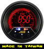 60mm 4 colors LED Display digital auto meter with warning and peak - EGT gauge
