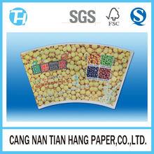 TIAN HANG high quality 2oz paper cup fan/paper blank/paper sheet
