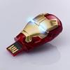new arrival cool design iron man usb 2.0 2gb 4gb 8gb