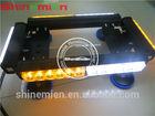 36 LED Lightbar Amber Emergency Vehicle Lighting LED Strobe Warning Lights Exterior Light Bar