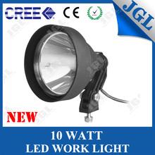china factory cheap off road led atv light 10w off road led light